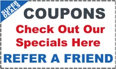 Refer a Friend and get a Discount